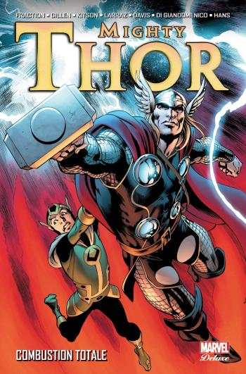 Couverture de l'album The Mighty Thor - 2. Combustion totale
