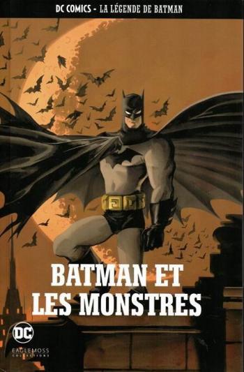 Couverture de l'album DC Comics - La légende de Batman - 5. Batman et les Monstres