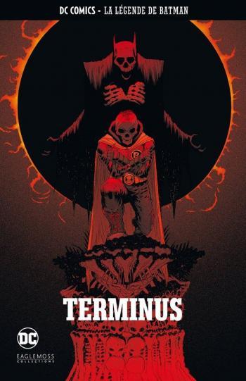Couverture de l'album DC Comics - La légende de Batman - 61. Terminus