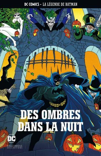 Couverture de l'album DC Comics - La légende de Batman - 8. Des Ombres dans la nuit