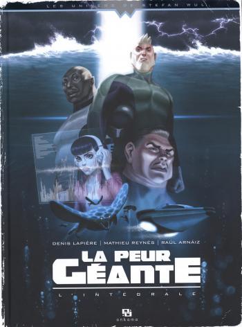 Couverture de l'album La Peur géante - INT. Intégrale tomes 1 à 3