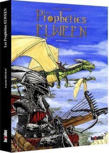Couverture de l'album Les Prophéties Elween - INT. Les prophéties Elween