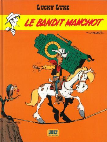 Couverture de l'album Lucky Luke - 48. Le bandit manchot