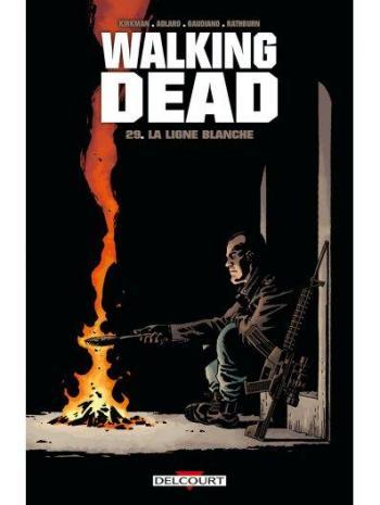 Couverture de l'album Walking Dead - 29. La ligne blanche