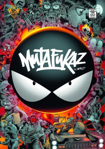 Couverture de l'album Mutafukaz - INT. Intégrale tomes 1 à 5