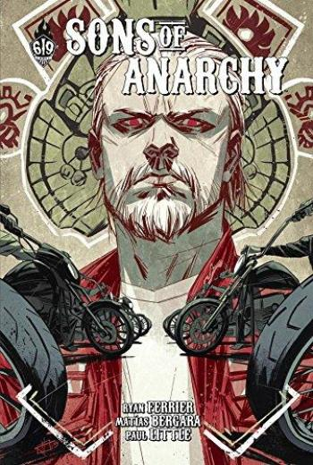 Couverture de l'album Sons of Anarchy - 5. Tome 5