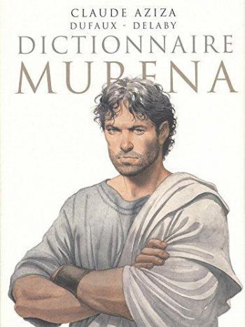 Couverture de l'album Murena - HS. Dictionnaire Murena