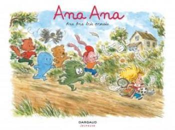 Couverture de l'album Ana Ana - 11. Ana Ana très pressée