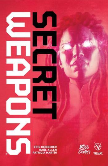 Couverture de l'album Secret Weapons (One-shot)
