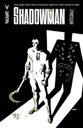 Couverture de l'album Shadowman (Intégrale) (One-shot)