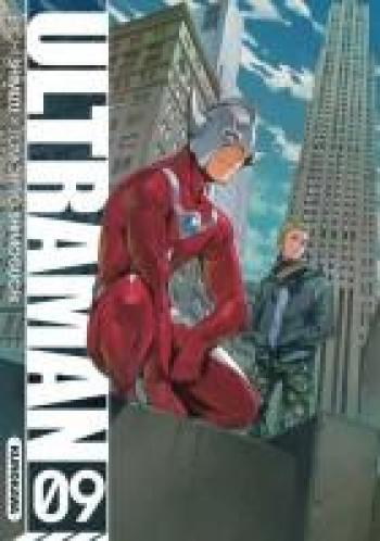 Couverture de l'album Ultraman - 9. Tome 9