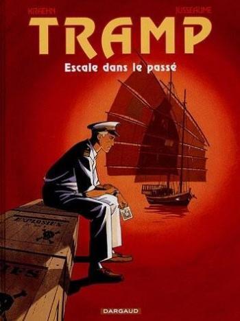 Couverture de l'album Tramp - 7. Escale dans le passé