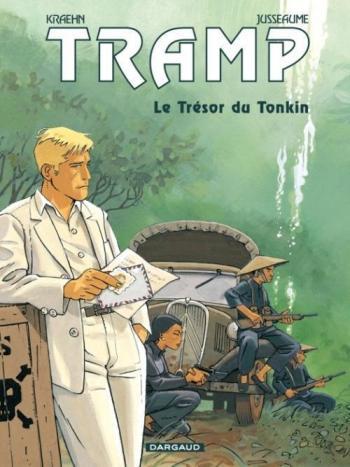 Couverture de l'album Tramp - 9. Le Trésor du Tonkin