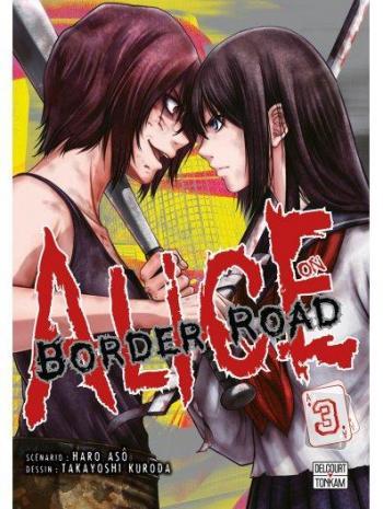 Couverture de l'album Alice on Border Road - 3. Tome 3