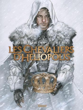 Couverture de l'album Les Chevaliers d'Héliopolis - 2. Albedo, L'Oeuvre au blanc
