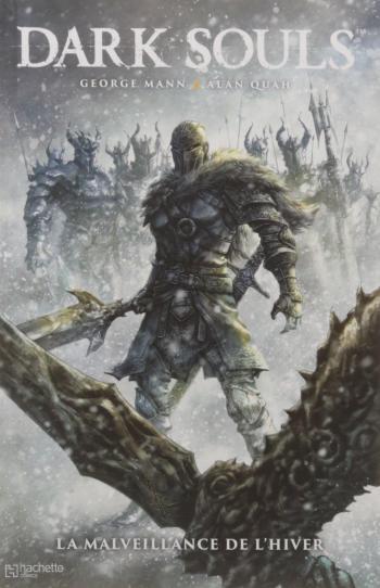 Couverture de l'album Dark Souls - 2. La malveillance de l'hiver