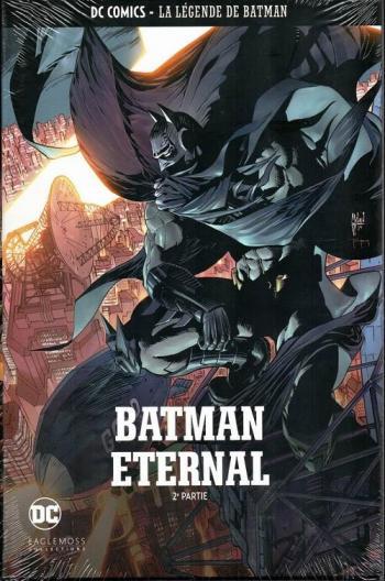 Couverture de l'album DC Comics - La légende de Batman - HS. Batman Eternal - 2e partie