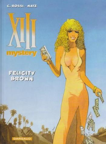 Couverture de l'album XIII Mystery - 9. Felicity Brown
