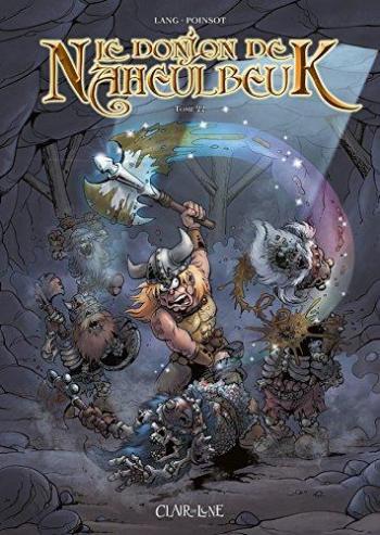 Couverture de l'album Le Donjon de Naheulbeuk - 22. Sixième saison - partie 4