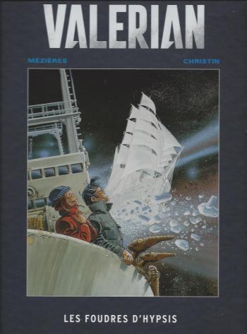 Couverture de l'album Valérian (Hachette) - 12. Les foudres d'Hypsis