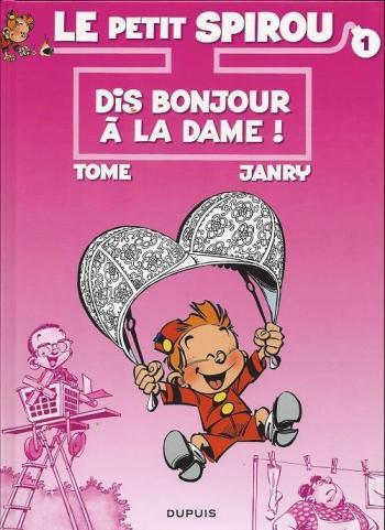 Couverture de l'album Le Petit Spirou - 1. Dis bonjour à la dame !