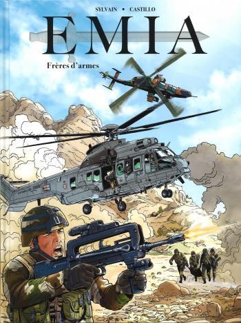 Couverture de l'album EMIA - Frères d'armes (One-shot)
