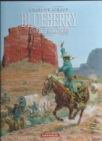 Couverture de l'album Blueberry - 3. L'aigle solitaire