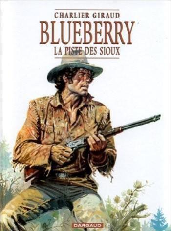 Couverture de l'album Blueberry - 9. La piste des sioux