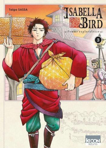 Couverture de l'album Isabella Bird - Femme exploratrice - 3. Tome 3