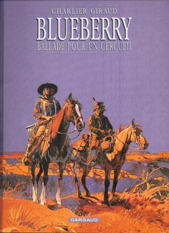Couverture de l'album Blueberry - 15. Ballade pour un cercueil