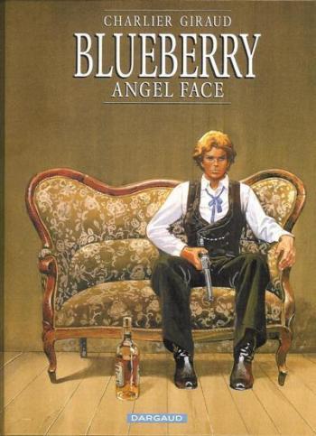 Couverture de l'album Blueberry - 17. Angel face