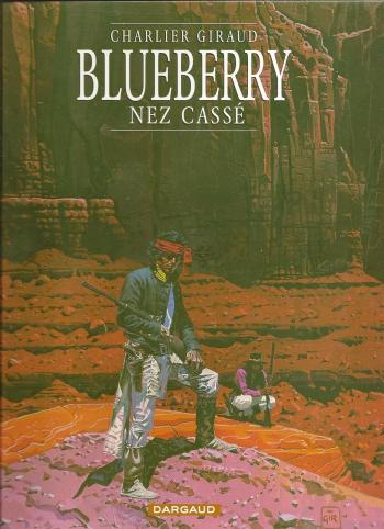 Couverture de l'album Blueberry - 18. Nez cassé