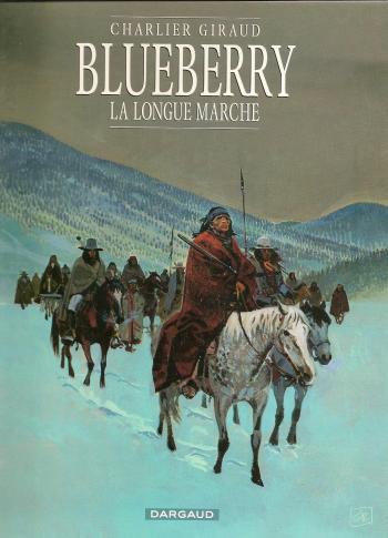 Couverture de l'album Blueberry - 19. La longue marche
