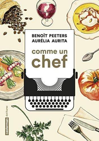 Couverture de l'album Comme un chef (One-shot)