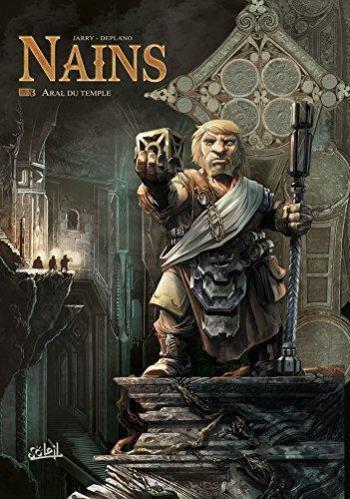 Couverture de l'album Nains - 3. Aral du temple