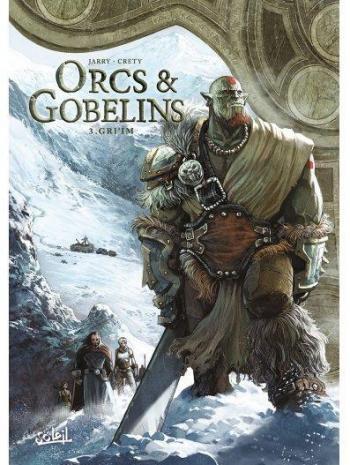 Couverture de l'album Orcs et Gobelins - 3. Gri'im