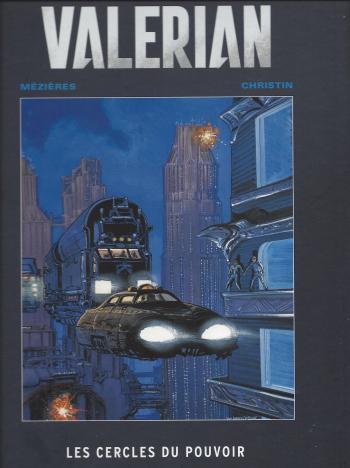 Couverture de l'album Valérian (Hachette) - 15. Les cercles du pouvoir