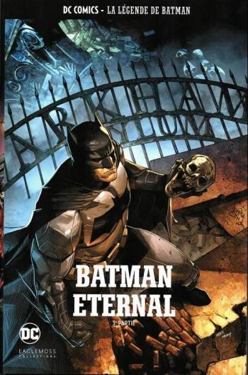 Couverture de l'album DC Comics - La légende de Batman - HS. Batman Eternal - 3e partie