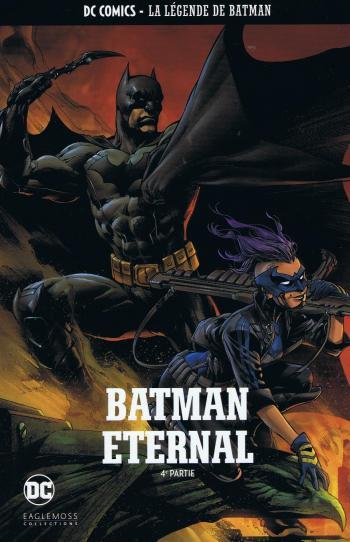 Couverture de l'album DC Comics - La légende de Batman - HS. Batman Eternal - 4e partie