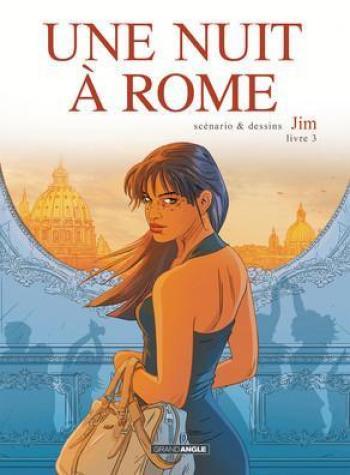 Couverture de l'album Une nuit à Rome - 3. Livre 3