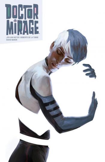 Couverture de l'album Doctor Mirage (One-shot)