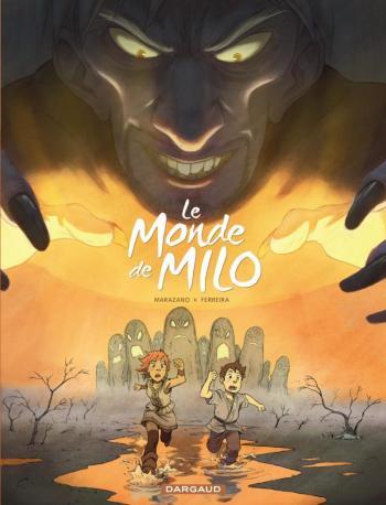 Couverture de l'album Le Monde de Milo - 2. Le Monde de Milo 2/2