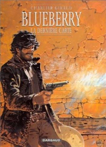 Couverture de l'album Blueberry - 21. La dernière carte