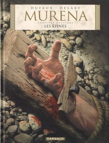 Couverture de l'album Murena - 9. Les épines
