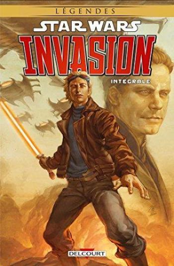 Couverture de l'album Star Wars - Invasion - INT. Invasion