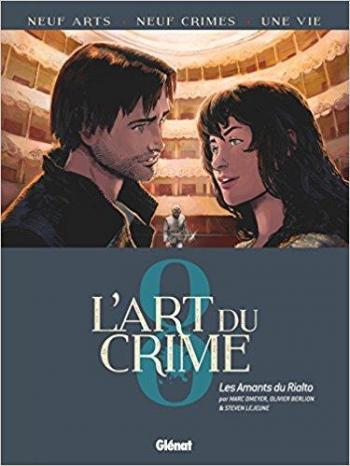 Couverture de l'album L'Art du crime - 8. Les Amants Du Rialto
