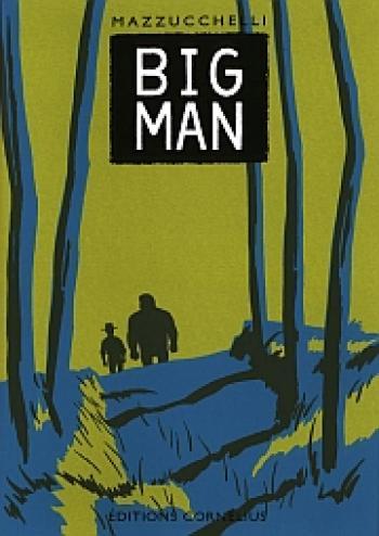 Couverture de l'album Big Man (One-shot)