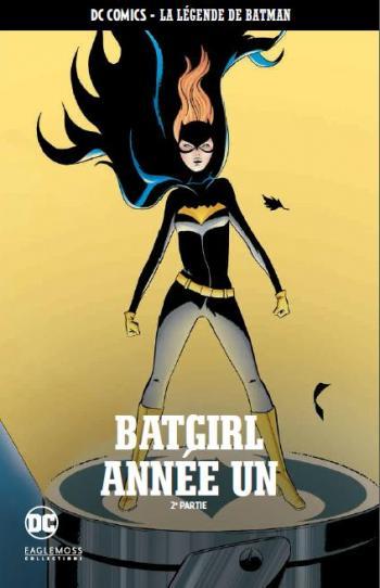 Couverture de l'album DC Comics - La légende de Batman - 10. Batgirl année un - 2e partie