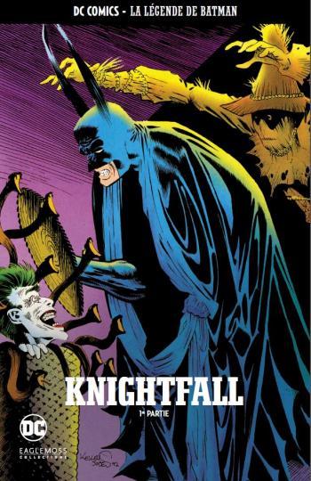 Couverture de l'album DC Comics - La légende de Batman - 20. Knightfall - 1re partie