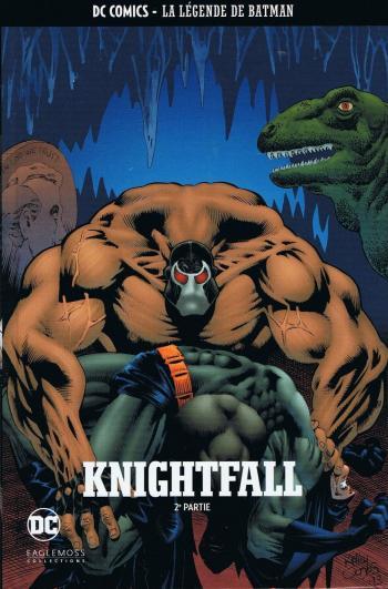 Couverture de l'album DC Comics - La légende de Batman - 21. Knightfall - 2e partie